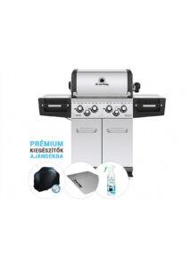 Broil King kerti gázgrill- Regal S 490 Pro csomag akció!