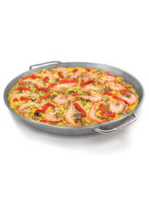 Serpenyő (paella pan)