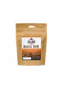 JD's BBQ Basic Rub visszazárható tasakban 300 g