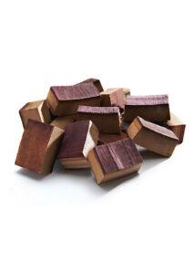 Füstölőfa darabkák, boroshordó
