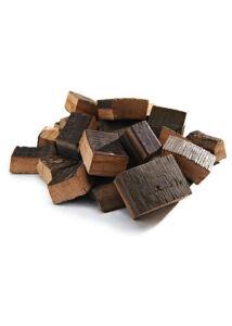 Füstölőfa darabkák, rumos hordó