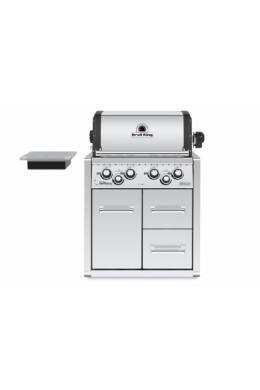 Broil King kerti gázgrill- Imperial 490 Built-in w/cabinet