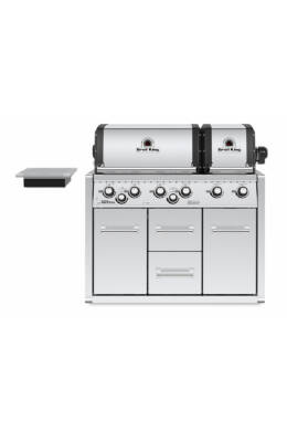 Broil King kerti gázgrill- Imperial XLS Built-in w/cabinet