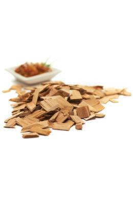 Füstölő fa (Mesquite Wood Chips)