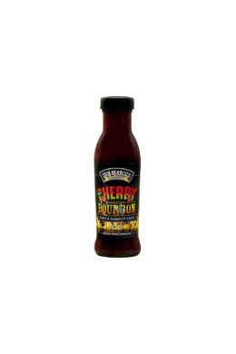 Don Marco's Cherry/Chipotle/Bourbon Glaze és BBQ szósz 275 ml
