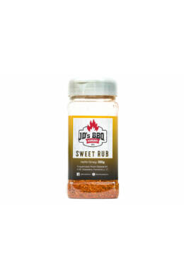 JD's BBQ Sweet Rub szóródobozban 300 g