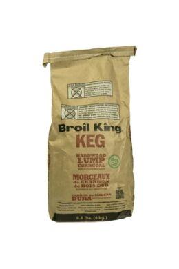 Broil King KEG - Faszén 4 kg - nagy teljesítményű, lassú grillezéshez