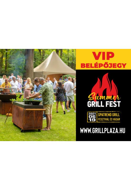 Summer Grill Fest - VIP belépőjegy