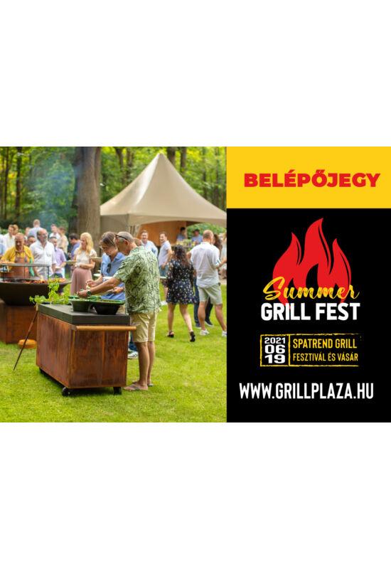 Summer Grill Fest - belépőjegy