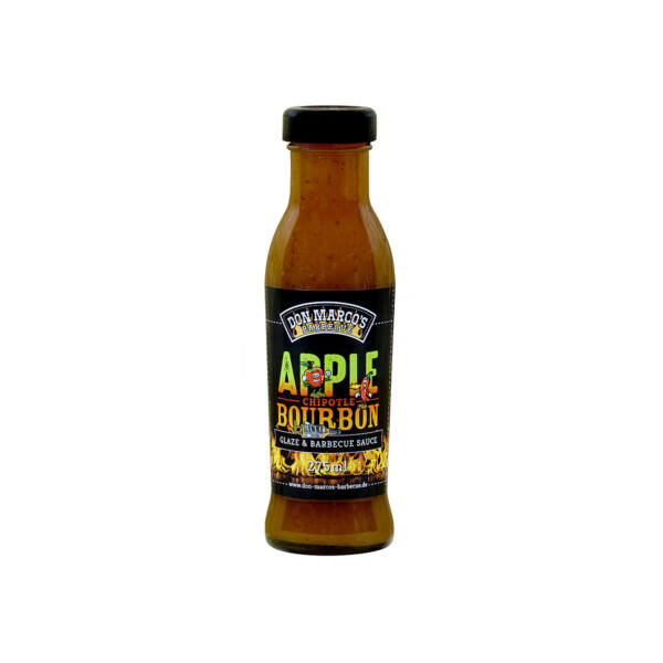 Don Marco's Alma/Chipotle/Bourbon Glaze és BBQ szósz 275 ml