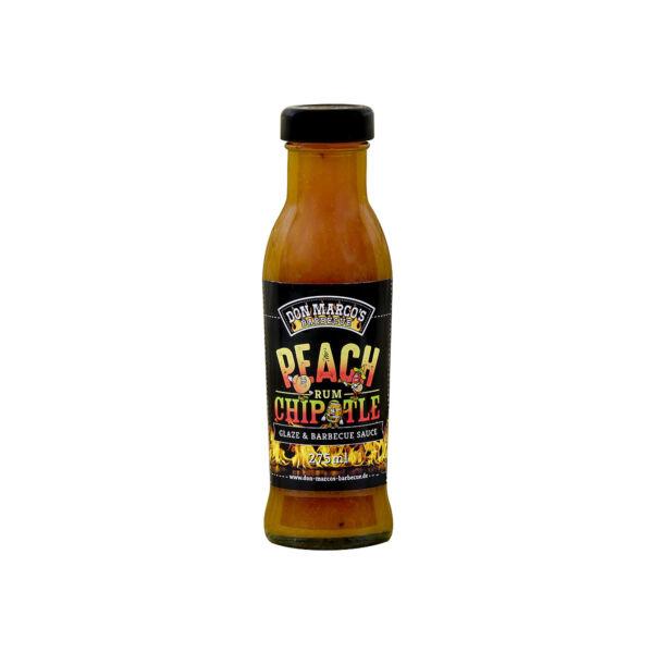 Don Marco's Barack/Chipotle/Rum Glaze és BBQ szósz 275 ml