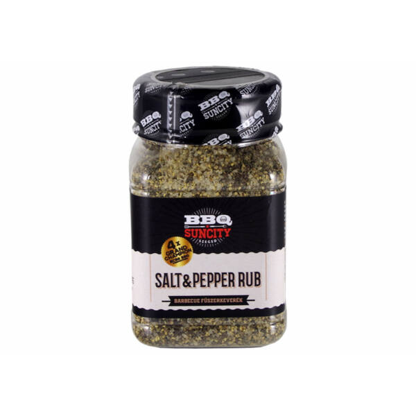 Salt&Pepper Rub
