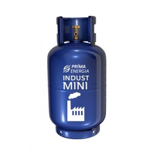 Indust Mini gázpalack 11 kg töltettel