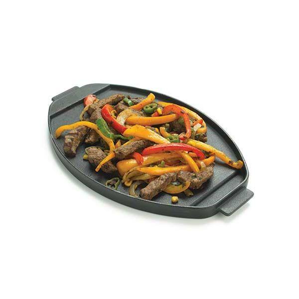 Grillező öntöttvas sütőlap KEG faszenes grillsütőhöz , grill eszköz